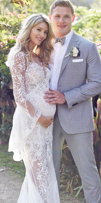 Suknie ślubne Dla Ciężarnych Najpopularniejsze Fasony Poradniki