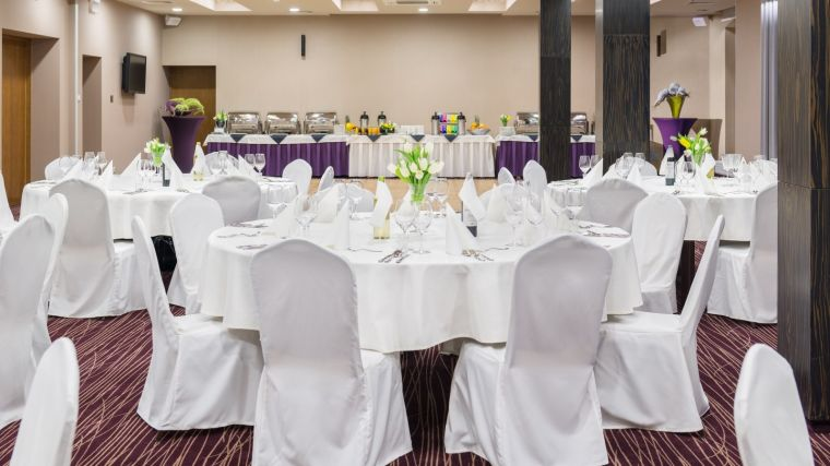 Sala Weselna Dla 160 Osób Siewierz śląskie Hotel Natura Residence
